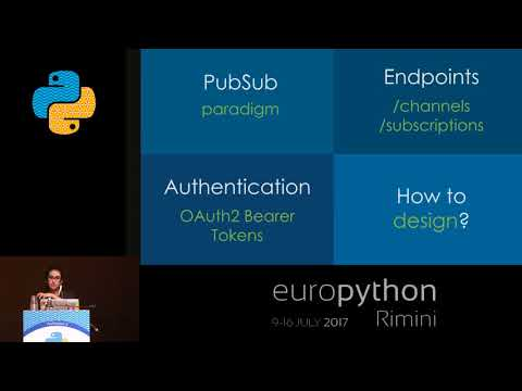 Mansimar Kaur - Using Python and microservices to fuel WebPush at Mozilla