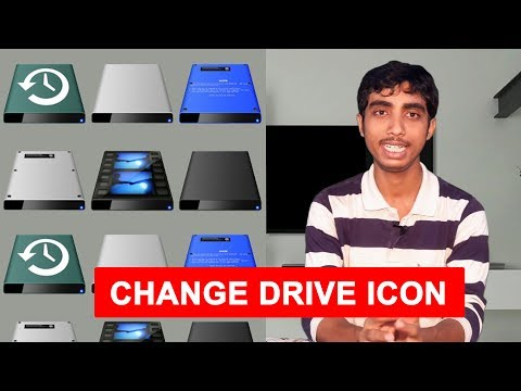 How to Change Hard Drive Icon in Windows