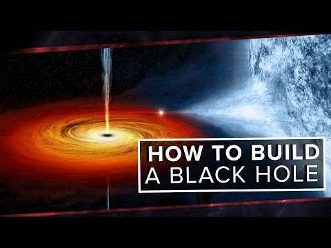 How to Build a Black Hole | Space Time | PBS Digital Studios