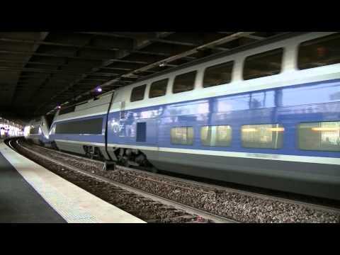 train à Cannes