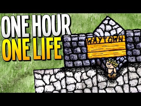 NEW UPDATE ADDS SIGNS AND FIXES DECAY? - One Hour One Life Gameplay