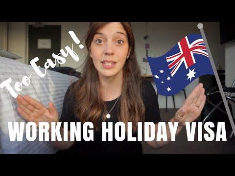 NO PANIC! Australia Working Holiday Visa Tips