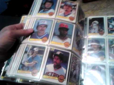 Yard Sale & Thrift Store HAUL!! AMAZING Vintage Sports Card find!!!