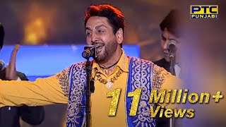 Gurdas Maan I Live Performance I PTC Punjabi Music Awards 2014