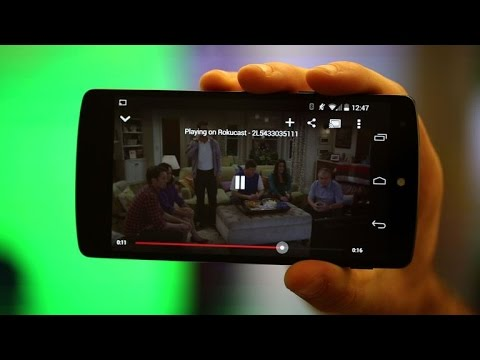 CNET How To - Mirror your Android device to your TV with a Roku