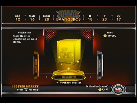 NBA 2K15 Locker Codes Free MyTeam Booster !!!! Xbox 360/PS3