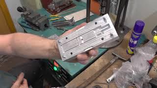 Настольный ручной пресс для литья пластмасс Hand-operation Injection