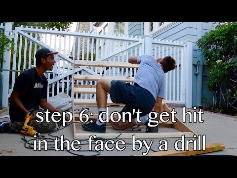 How to build a Quarter Pipe in 10 Easy Steps
