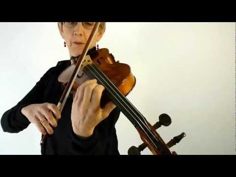 Violin Class 67: How to go high (for 3-4-octave scales)