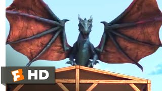 Pixy Dragons (2018) - Lacerta's Scary Visit Scene (2/3) | Movieclips