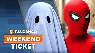 Now In Theaters: Spider-Man: Homecoming, City of Ghosts, A Ghost Story   Weekend Ticket