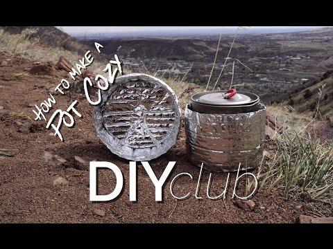 How To Make A Pot Cozy - DIYclub