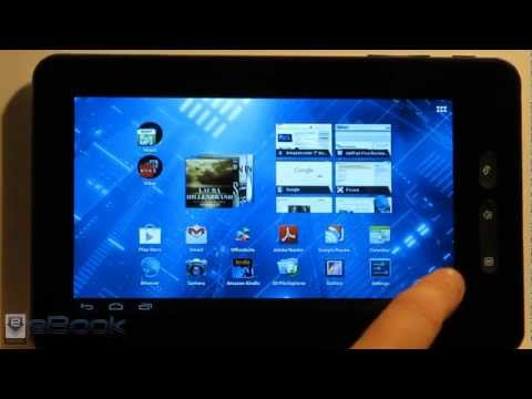 Idolian IdolPad Plus Review - $89 Android 4.0 Tablet with Google Play