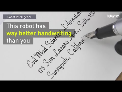 Your Very Own Personal Writing Machine