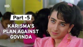 Karisma Kapoor Revenge Against Govinda | Dulaara [1994] Govinda | Karisma Kapoor | Ranjeet | Farida