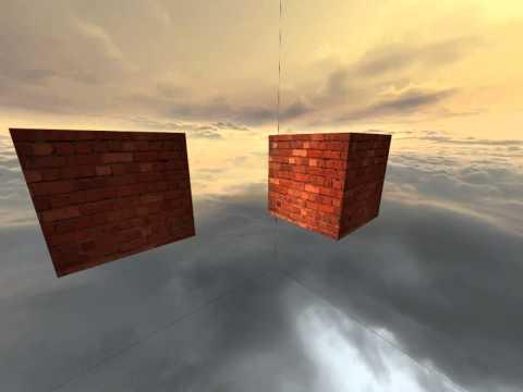FPS Game in OpenGL/SFML/C++