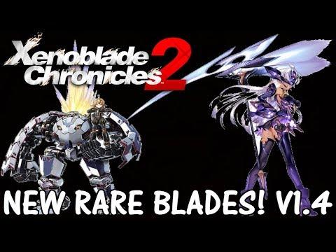 Xenoblade Chronicles 2 - New Rare Blades Coming April 27th!