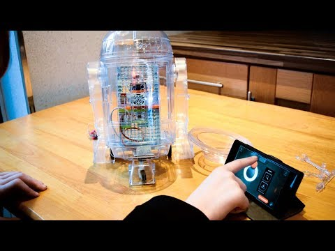 Make Your Own R2D2, with the littleBits Droid Inventor Kit (Review and Giveaway)
