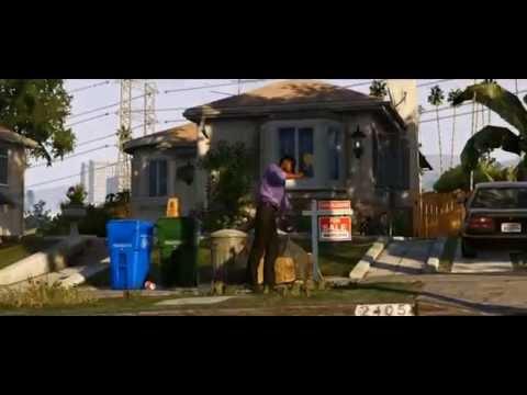 GTA V  Trailer 1