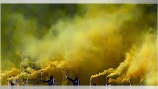 VIDEO: Borussia Dortmund: Fans setzten Pyrotechnik ein - BVB muss zahlen