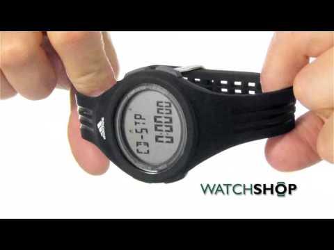 Adidas Performance Ladies' Uraha Alarm Chronograph Watch (ADP3159)