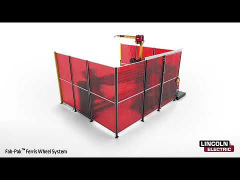 Fab-Pak FW Robotic Welding Cell