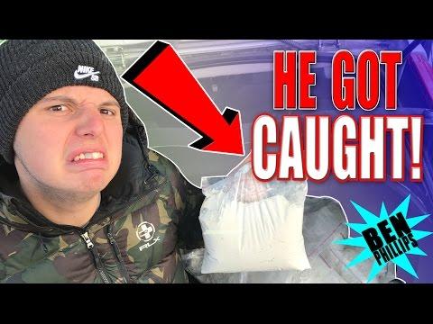 Police tasered my BRO ... PRANK!