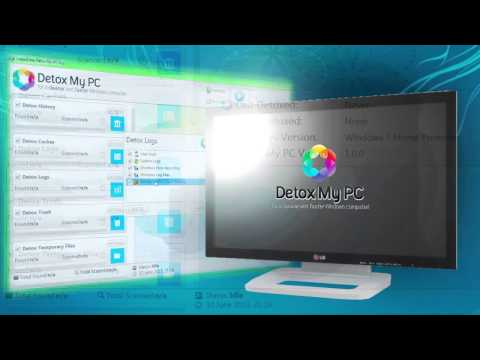 How to speed up computer and fix windows 7 registry repair  (Cleaner Software) Detox My pc