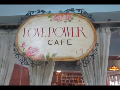 Love Power Cafe and Vegetarian foods restaurant at Parkway