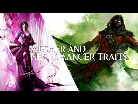 Guild Wars 2 - Mesmer and Necromancer Traits