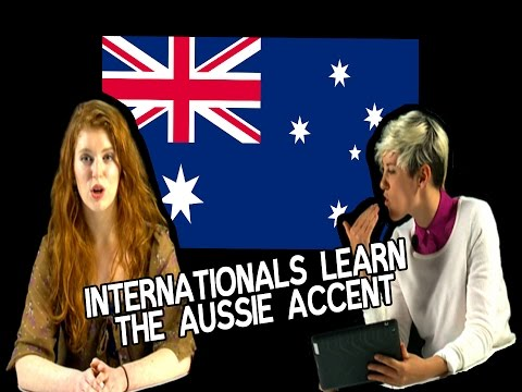 Is it easy to learn the Aussie accent?