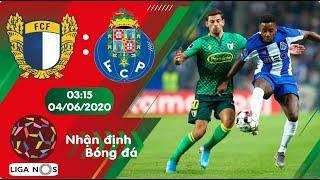 Nhận định, soi kèo Famalicao vs Porto 03h15 ngày 04/06 - Vòng 25 - Liga Nos 2019/2020