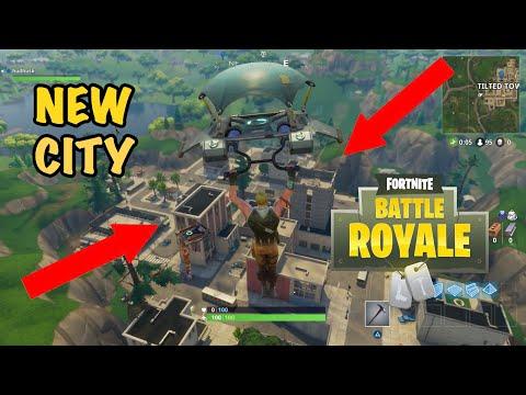 New Fortnite Map (New Update)