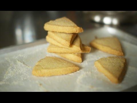 How to Make Shortbread - Baking Building Blocks