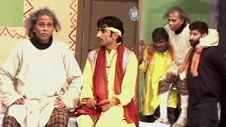 Amanullah Best - Sohail Ahmed and Sakhawat Naz Stage Drama Clip | Tere Pyar Mein Jani Comedy Clip