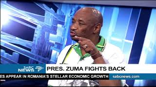 Zuma must leave office in peace not in pieces - SANCO
