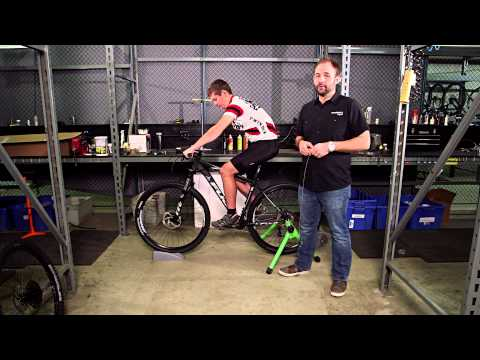 How To Fit a Mountain Bike by Performance Bicycle