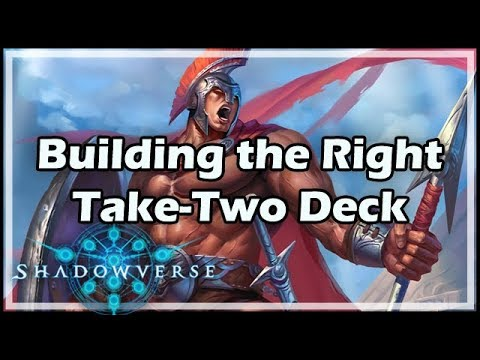 [Shadowverse] Building the Right Take-Two Deck