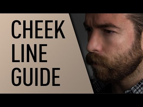 Beard Cheek Line Guide | Jeff Buoncristiano