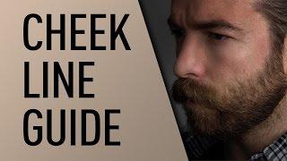 Beard Cheek Line Guide | Jeff Buoncristiano