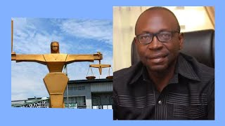 EDO 2020: COURT REFUSE GRANTING IZE-IYAMU AN ORDER TO COMPEL INEC HEAR FOR YOURSELF..