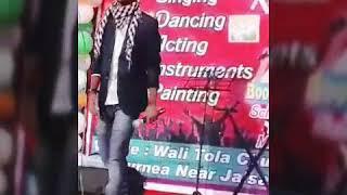 Lagan Lagi(Tere Naam) Stage Cover By Kundan Dobriyal