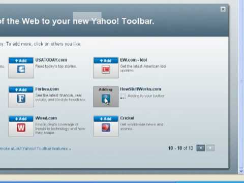 how to get a search engine toolbar