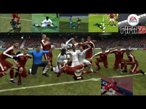 FIFA 13 : BUG DO TITULO COMPARTILHADO PRO CLUB