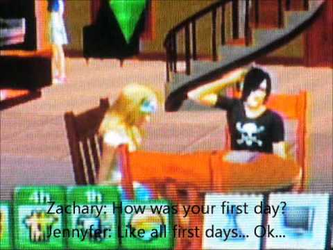 Sims 3 Wii Love Story