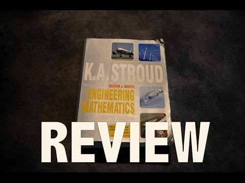 Engineering Mathematics by K.A.Stroud: review | Learn maths, linear algebra, calculus