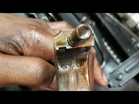 DC2 b18b project series: Replacing crank without removing engine part 3