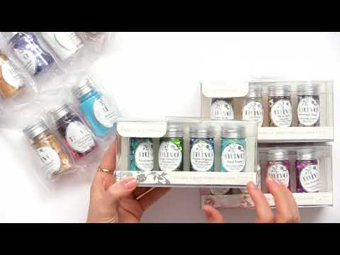 Nuvo Glitter Collection by Tonic Studios