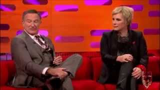 The Graham Norton Show   S10E05  Robin Williams  Elijah Wood  Jennifer Saunders