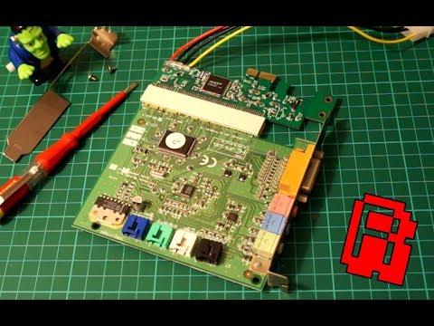 PCI Express to PCI Adapter | 5 Min Tech Test